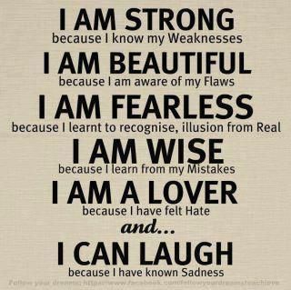 I am strongWords Of Wisdom, Remember This, Life, I Am Strong, True Words, Already, Living, Inspiration Quotes, True Stories