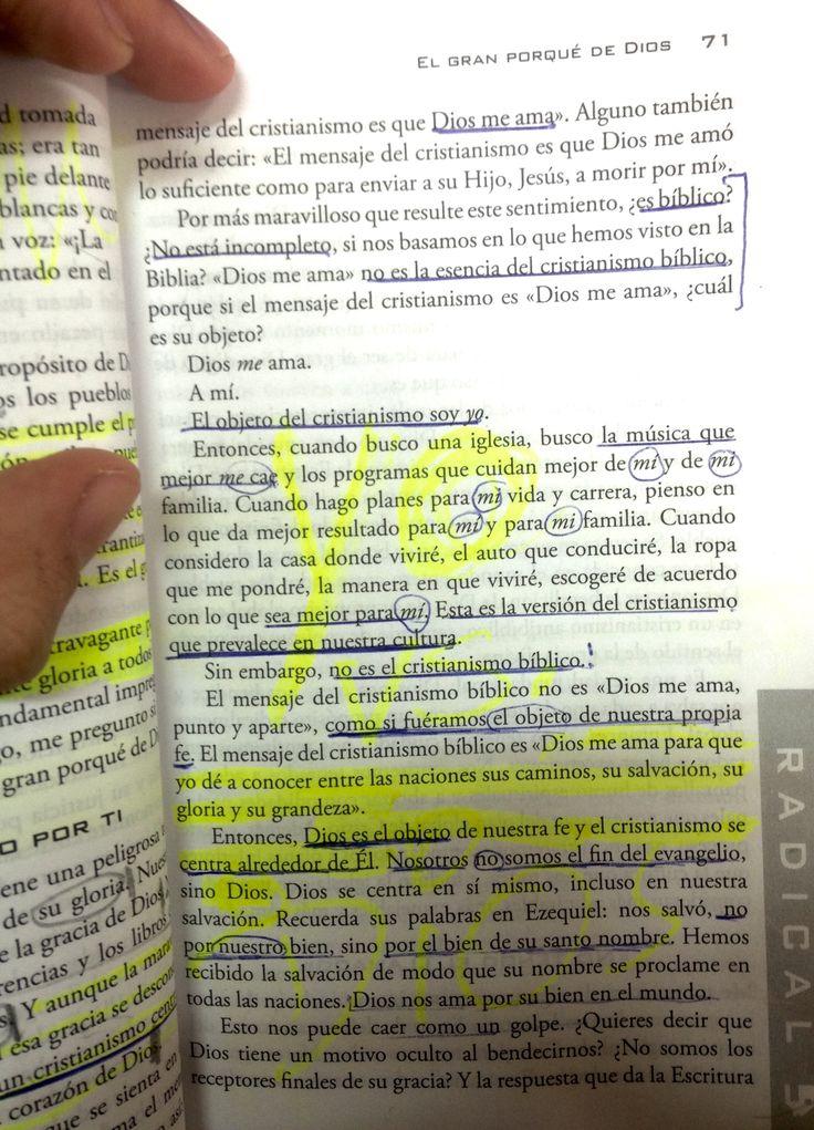 Cuando sos re dramática a la hora de leer libros😂 #theology #DavidPlatt #radical #cristianismo #iglesia #Dios #jesus #teologia #teologiareformada