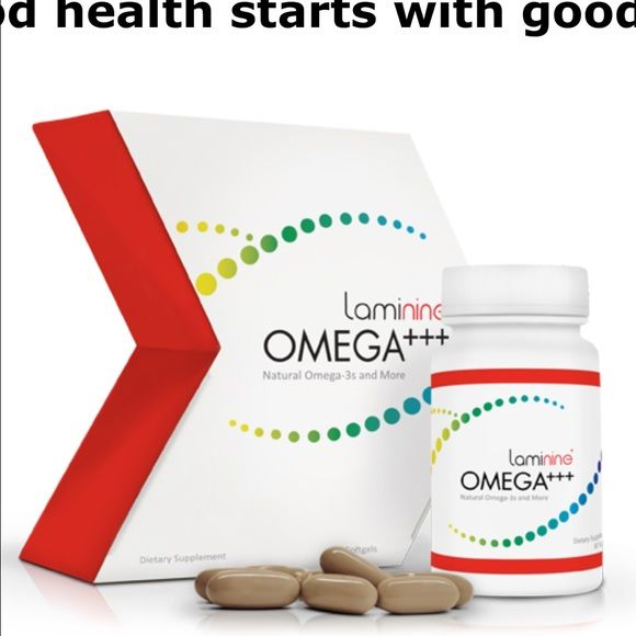 Food supplement Omega 3 (EPA and DHA) sourced from the Engraulis Ringens, a member of the anchovy family that has the highest naturally-occurring ratios of EPA and DHA of any fish species. Omega 6 and 9 from borage oil from the Mediterranean region CoQ10 Extended Release that mirrors the kind naturally found in the heart and liver Vitamin K2 fermented from Natto Bacillus subtilis, a bacteria found naturally in the human lower intestine Other