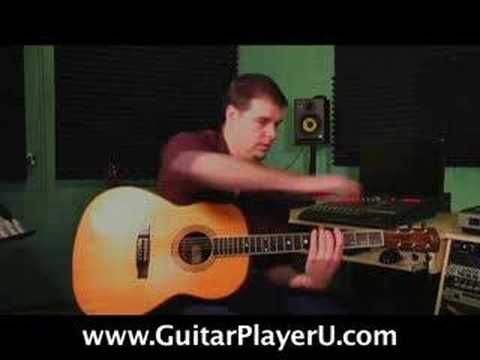 Beginner Guitar Tuning - How to Tune Your Guitar Lessons!