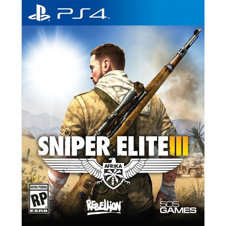 505 Games PS4 - Sniper Elite III