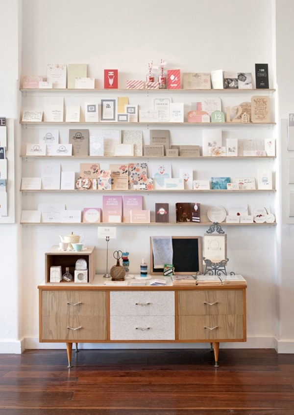 Good Love This Creative Styling Display From The Studio Bomba Shop Interior,  Discovered By Heart Handmade.
