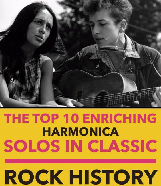 The BEST and most enriching 10 harmonica solos in classic rock history. Neil Young, Sting, The Hollies and more harmonicas. Brilliant songs, best solos!