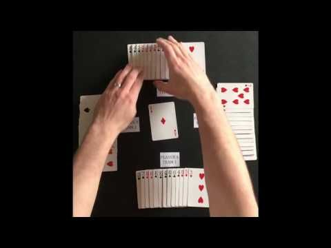 (51) How To Play Spades (4 Player) - YouTube