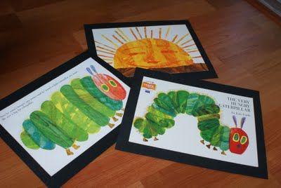 Easy nursery art DIY