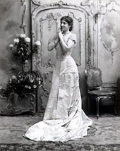 Lillie Langtry - I went to Jersey this summer and learnt all about her :)