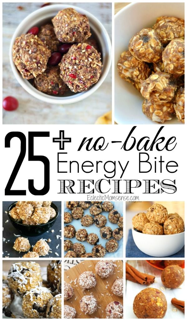 25+ Energy Bite Recipes | Filling, Tasty, Simple #21DayFix #recipe