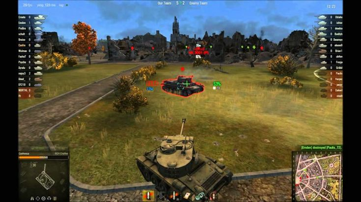 Download and play World of Tanks: a free-to-play, with microtransactions MMO game developed by Wargaming. World of Tanks is available for Windows.