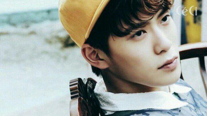 """#wattpad #fanfic Después de causar un montón de drama, el famoso rapero TaeYong es enviado de nuevo a la escuela, donde conoce a JaeHyun, un chico tímido que sueña con poder convertirse en cantante, aún cuando es incapaz de pronunciar la letra """"R"""" .      ✦ ™ : @littleLion4321       ✦ Actualización: 6/7 [ÚNICA TRADU..."""