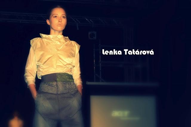 Blog Made by BOY: Lenka Tatárová