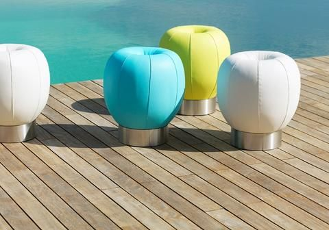 Design Of The Day Q Stool By Danny Venlet Belgian