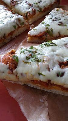 Bolognai pizza