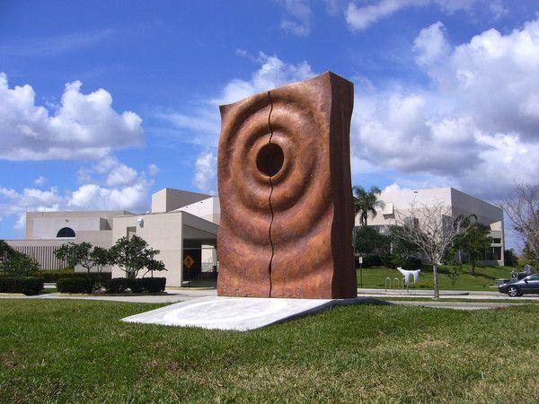 Yashin Ogata, Paesaggio Mentale, Coral Spring Museum of Art in Florida (Usa)