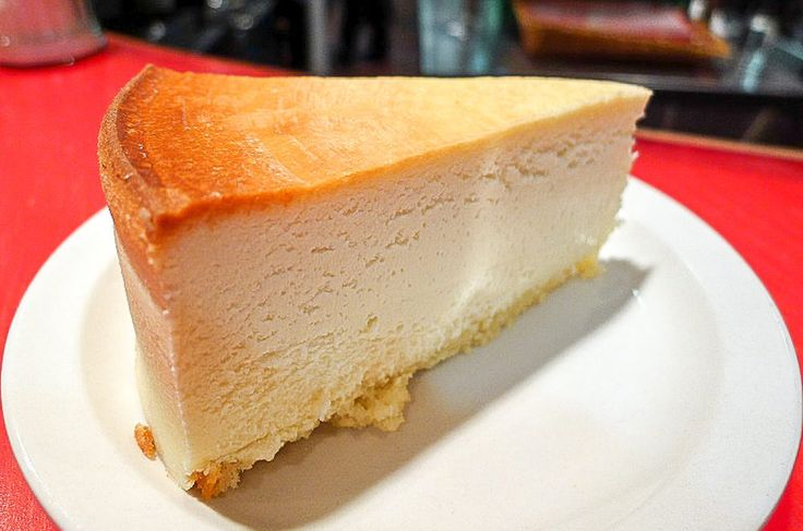 List of the best places to get cheesecakes in NYC