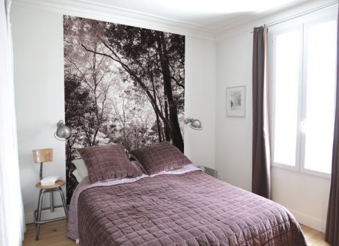 1000 images about chambre a coucher on pinterest search - Photographie decoration murale ...
