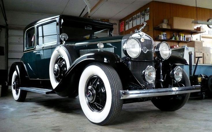 1931 LaSalle - Coachwork by Fisher