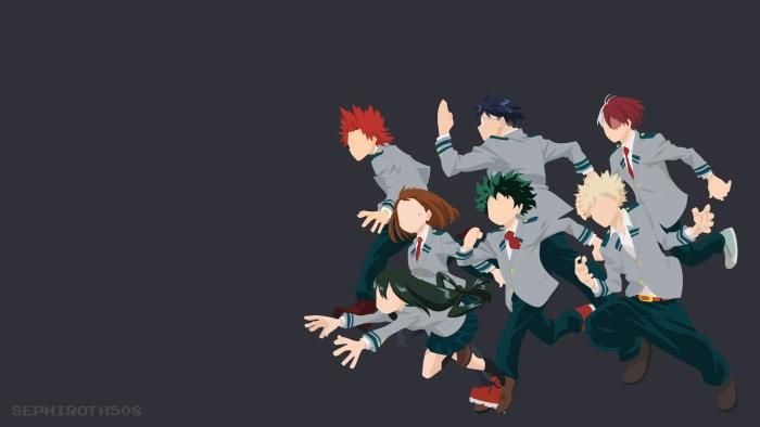 My Hero Academia Hd Wallpaper Download Anime Wallpaper Hero Wallpaper Anime Computer Wallpaper