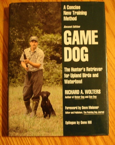 This is a great book for teaching retriever pups. I used it with Ruger.
