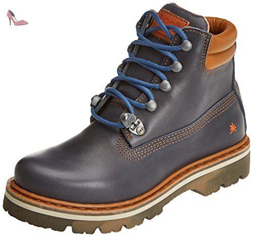 Art Alpine 20ème 801, Boots femmeMulticolore (Dahlia), 36 EU