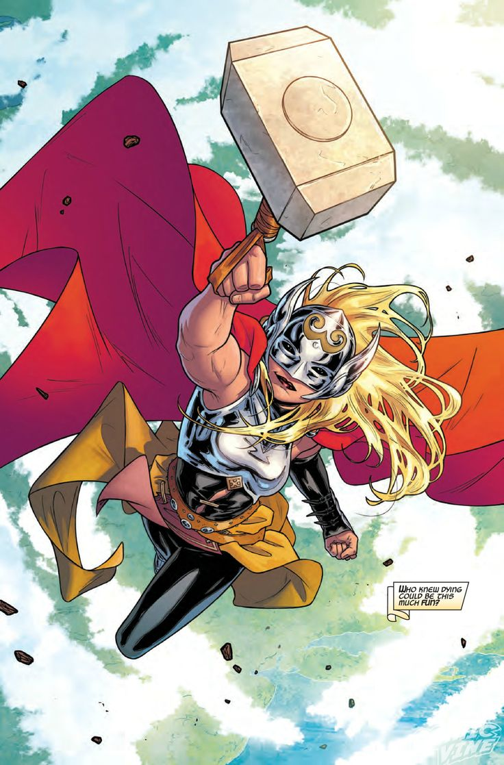 THE MIGHTY THOR #1 - Page 4