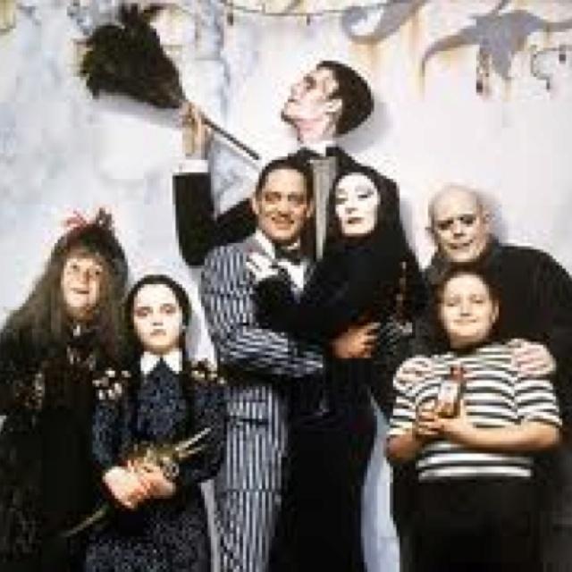 Family portrait....