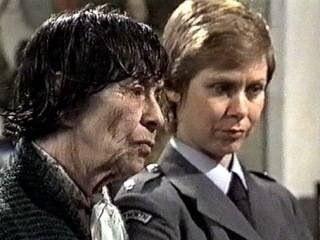 Meg Morris and lizzie birdsworth
