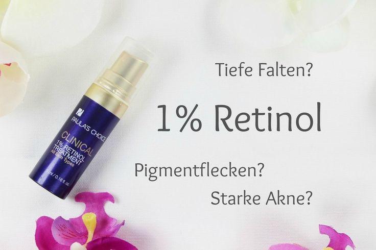 Das Paula's Choice Clinical Retinol Treatment ist eine kraftvolle Altersvorsorge für unsere Haut. Doch was unterscheidet Retinol von einer Tretinoin Creme?