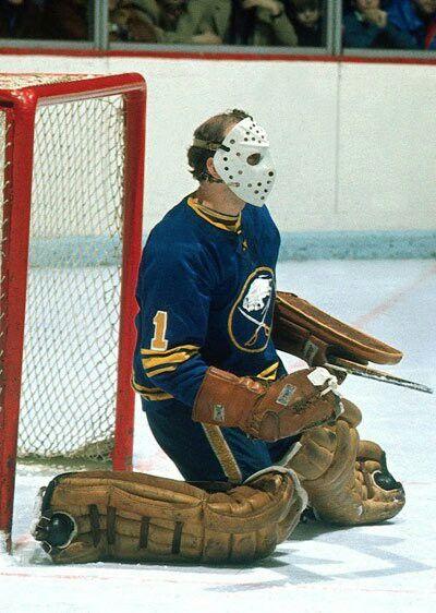 Roger Crozier | Buffalo Sabres | NHL | Hockey