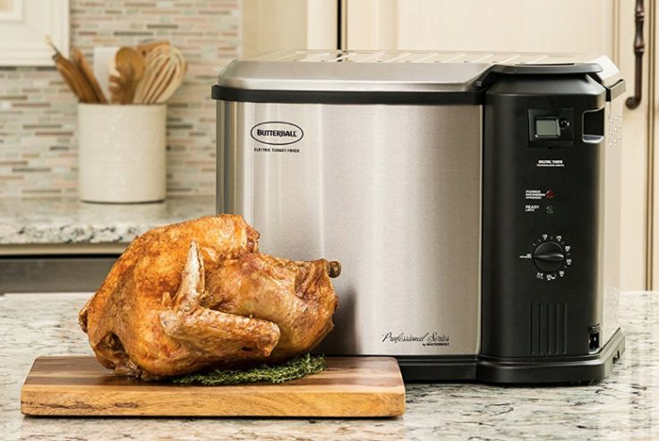 Amazon Deal: Butterball Electric Turkey Fryer $99.25 (reg. 129.99) - http://couponsdowork.com/amazon-deals/amazon-deal-butterball-electric-turkey-fryer-99-25-reg-129-99/