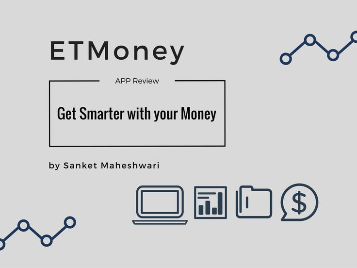 ETMoney is a useful money manager app which allows you manage all your personal finances. It is especially for those forget to manage their expenditures.