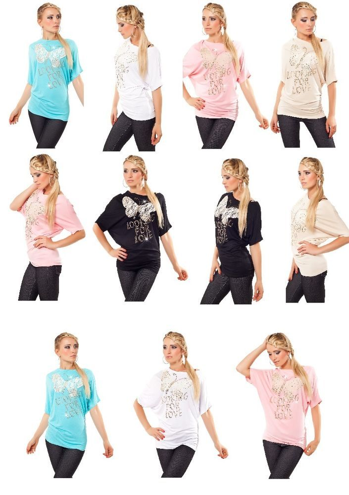 BasicTOP Longshirt,Tailliertes Longtop,Freizeit Shirt,Bluse,Tunika 36/38,40/42