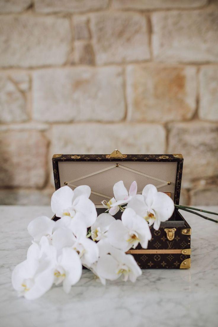 Amazing Louis Vuitton Flower Trunk