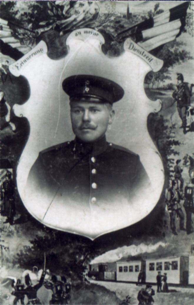 Otto Albert Johann Nehring Alt Schlawe