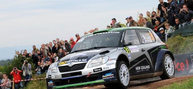 Hayden Paddon, NZ's first world rally champion