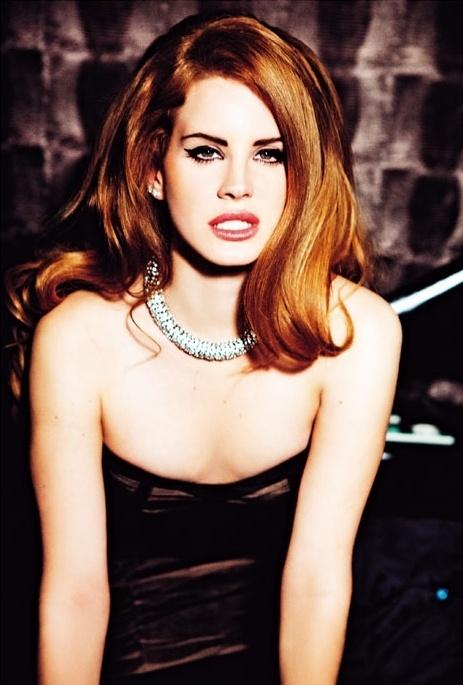 Lana Del Rey, smoldering! :: Vintage Hair and Makeup :: #LDR:: Fierce Lana Del…