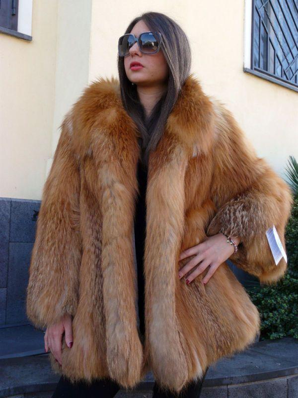 Red Fox Fur Stroller Fur Pinterest Jackets Fox Fur