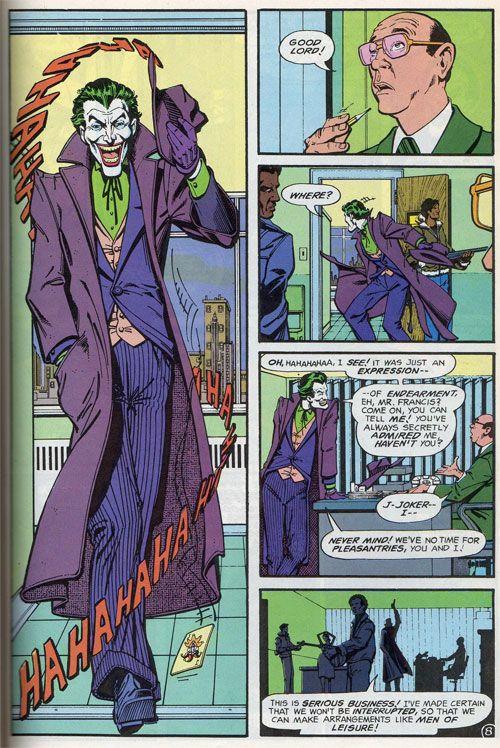 joker comic strip google search joker halloween