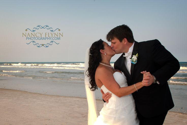 Beach wedding with nancy flynn the beach for Nice places to get married