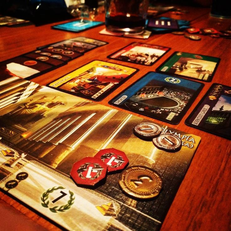 It's time for 7 Wonders. What are your tactics for winning? #BoardGames #BoardGameGeeks #gamer