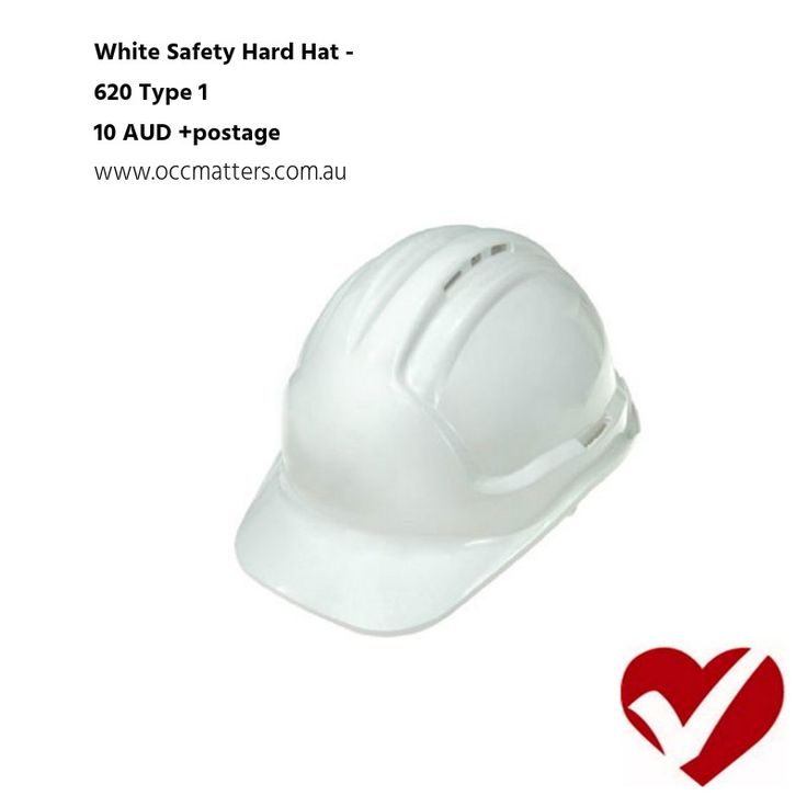 620 Type 1 Safety Hard Hat design  Strong ABS Plastic material  6 point harness provides superior comfort and protection  Adjustable head band  Complies to ASNZS 1801: 1997 Occupational protective helmets   | Shop this product here: http://spreesy.com/occmatters/15 | Shop all of our products at http://spreesy.com/occmatters    | Pinterest selling powered by Spreesy.com