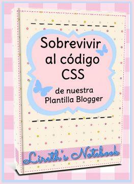 Curso Blogger 2 Código CSS de la plantilla Blogger