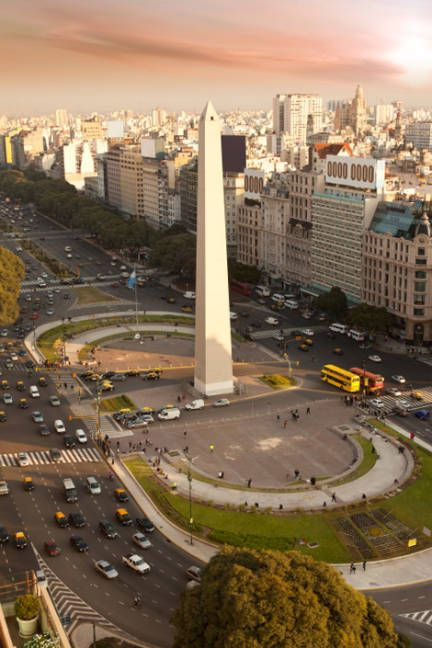 Big Apple of South American - Buenos AIres
