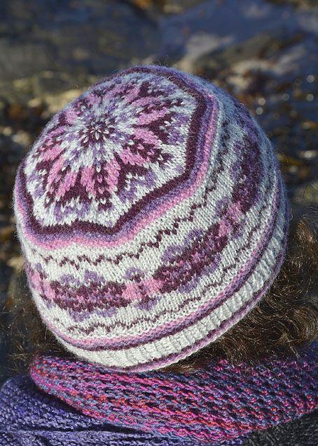 Fair Isle Hat Shetland] Crofthoose Hat Kit Jamieson And Smith Real ...