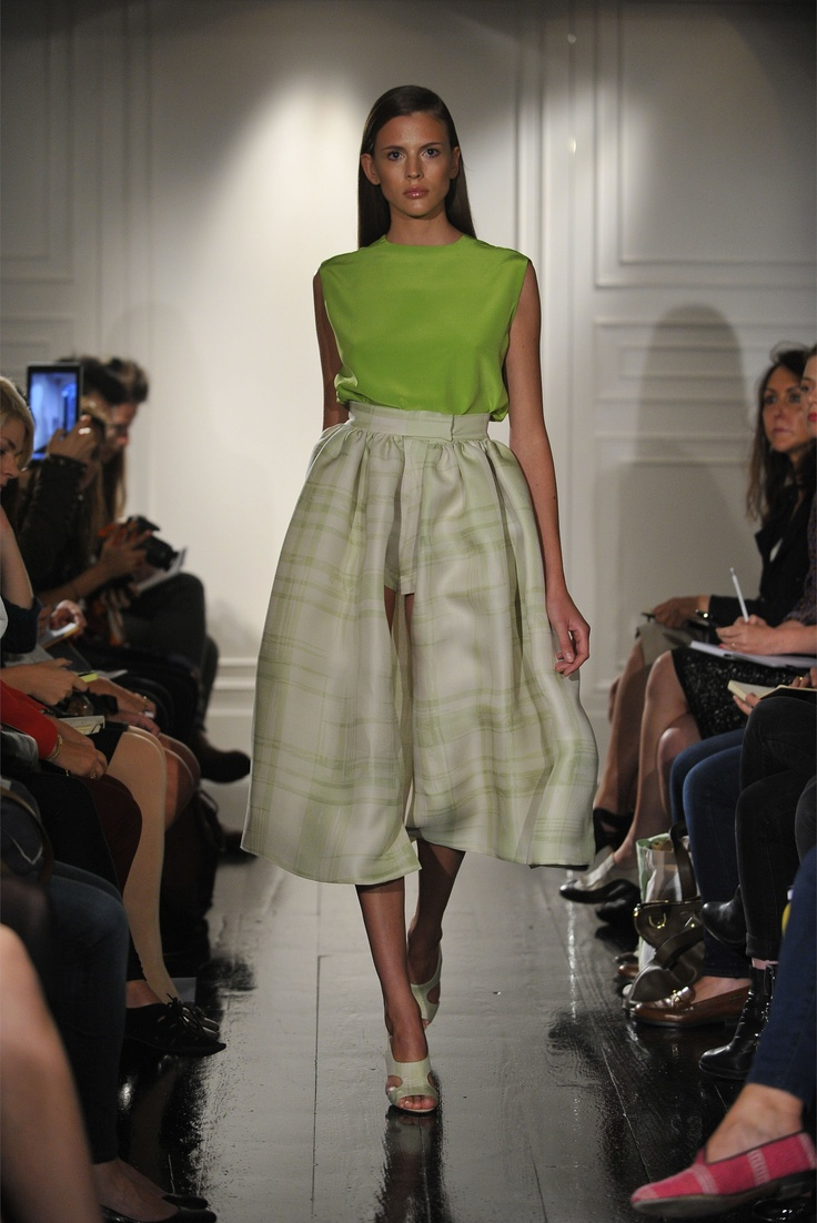 Emilia Wickstead - Spring Summer 2013 Ready-To-Wear - Shows - Vogue.it