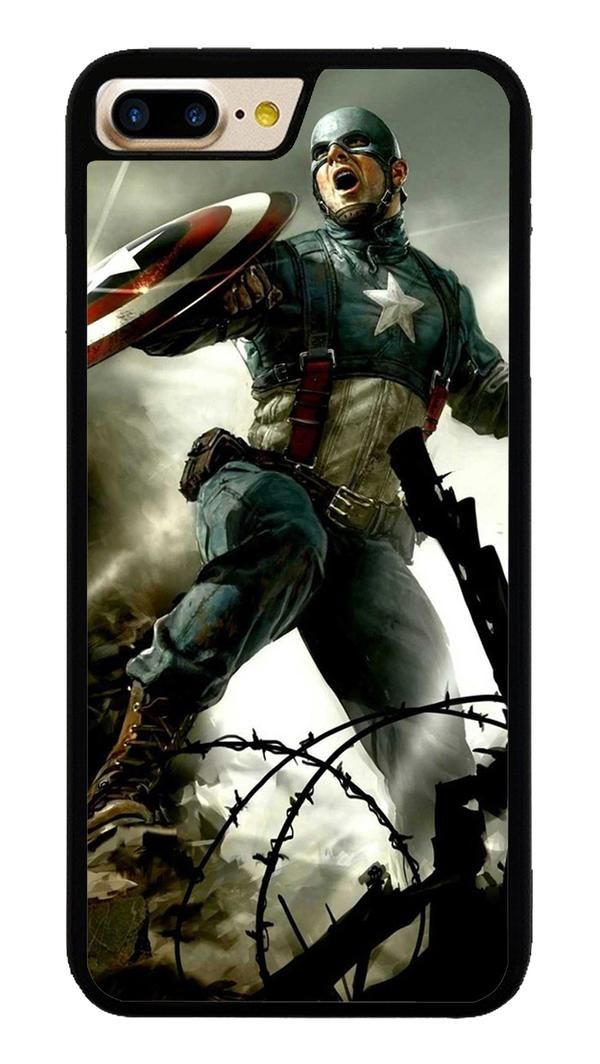 Captain America 029 for iPhone 7 Plus Case #CaptainAmerica #ranger #avangers #Marvel #iphone7plus #covercase #phonecase #cases #favella