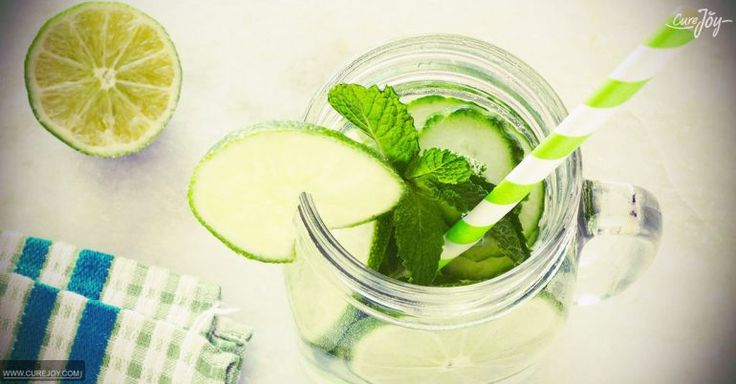 Detox Drink To Kill Fat, Diabetes And Blood Pressure