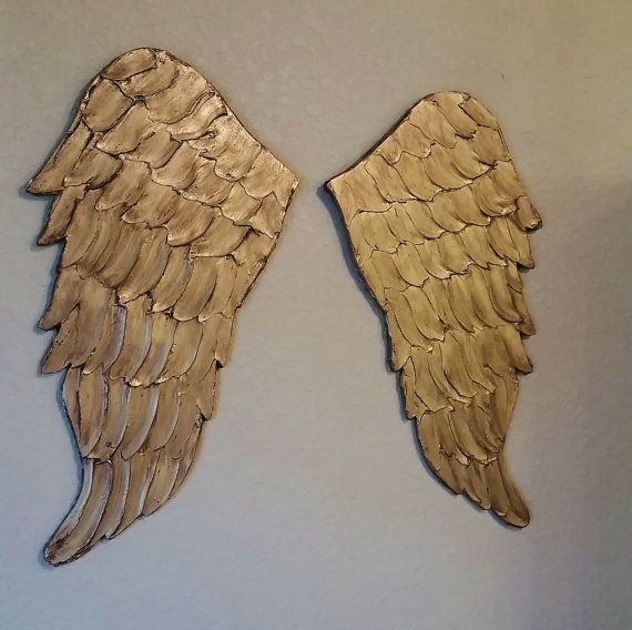 Wooden Angel Wings Wall Decor 20 best angels and angel wings images on pinterest | angel wings