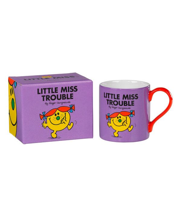 Look at this 'Little Miss Trouble' Coffee Mug on #zulily today!
