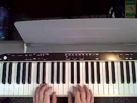 Klávesy a klavír - videoškola - YouTube