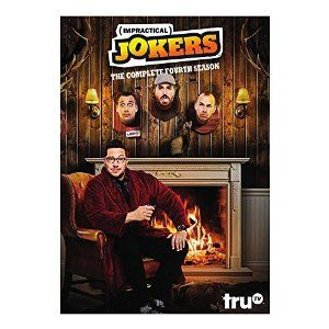 Amazon.com: Impractical Jokers: The Complete Fourth Season (DVD): Various: Movies & TV
